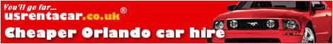 car hire usa