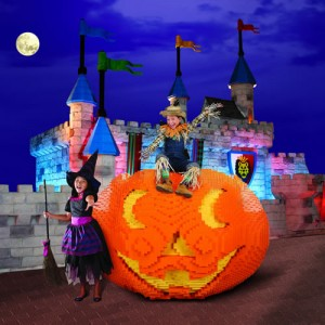 Halloweeen at Legoland Florida