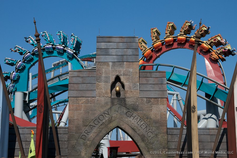 Harry potter roller coaster - photo#6