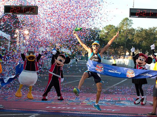 winner disney marathon