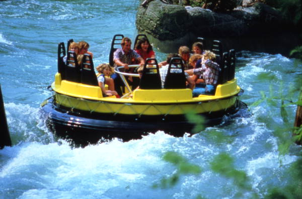Congo River Rapids - Water Ride