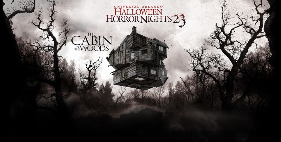 HHN Cabin in the woods