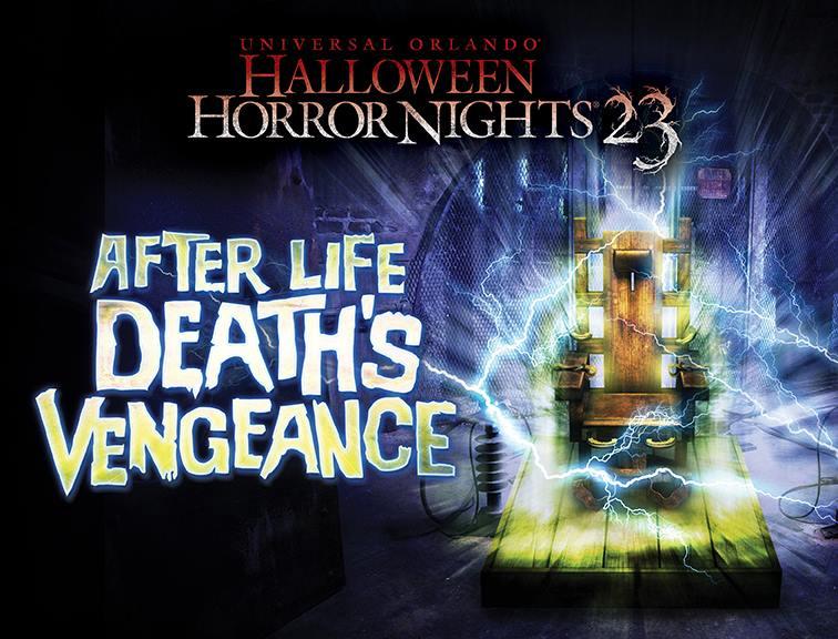 Afterlife Deaths Vengeance