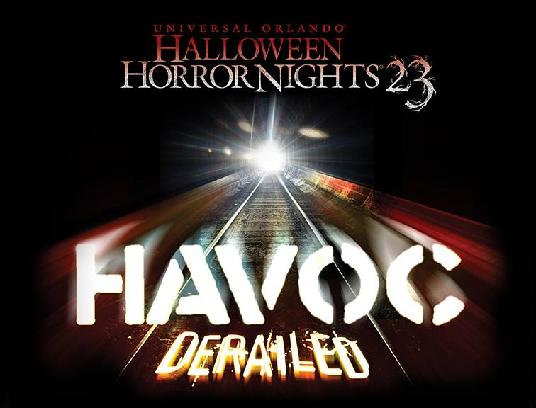 HHN Havoc 2 Derailed