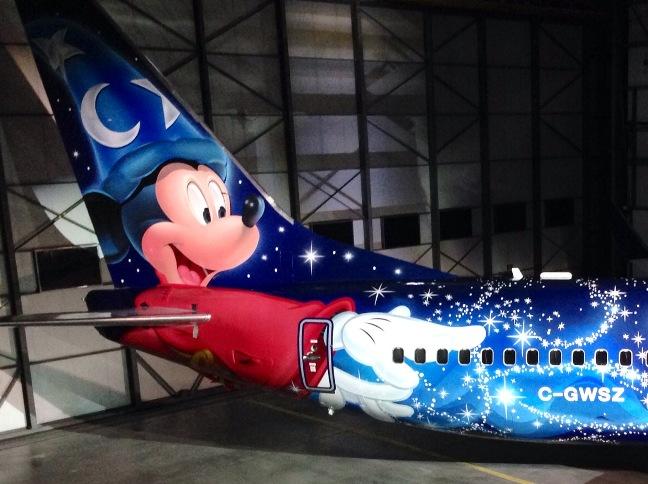 WestJet-Magic-Plane-tail