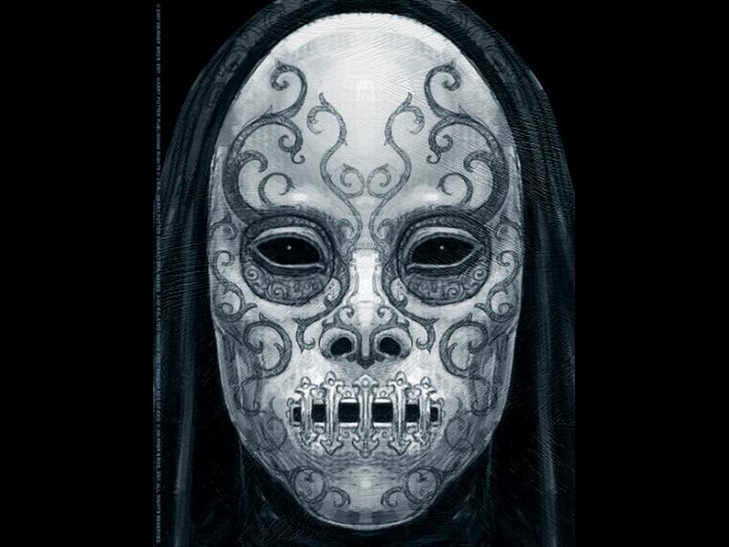 Death-eater-mask