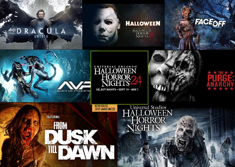 Orlando attraction tickets picks its scariest halloween - Busch gardens halloween horror nights ...