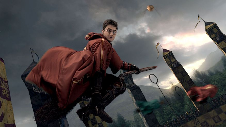 Harry Potter and the Forbidden Journey - Credit Universal Orlando