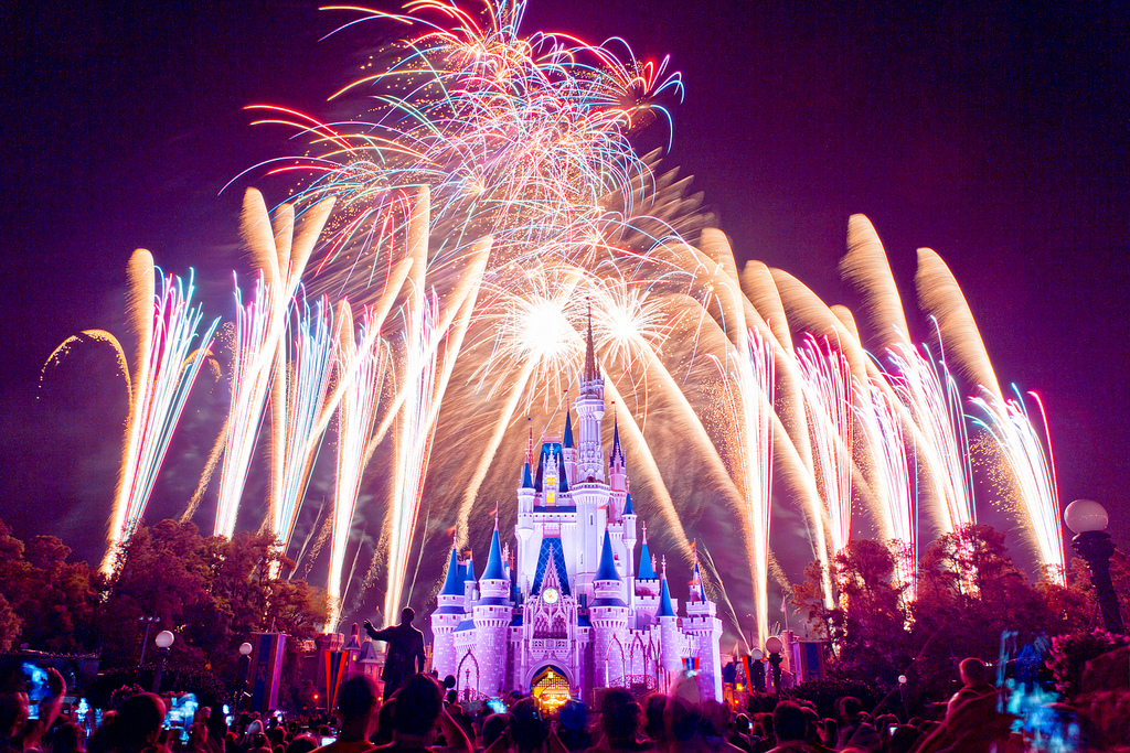 Wishes Night-time Spectacular