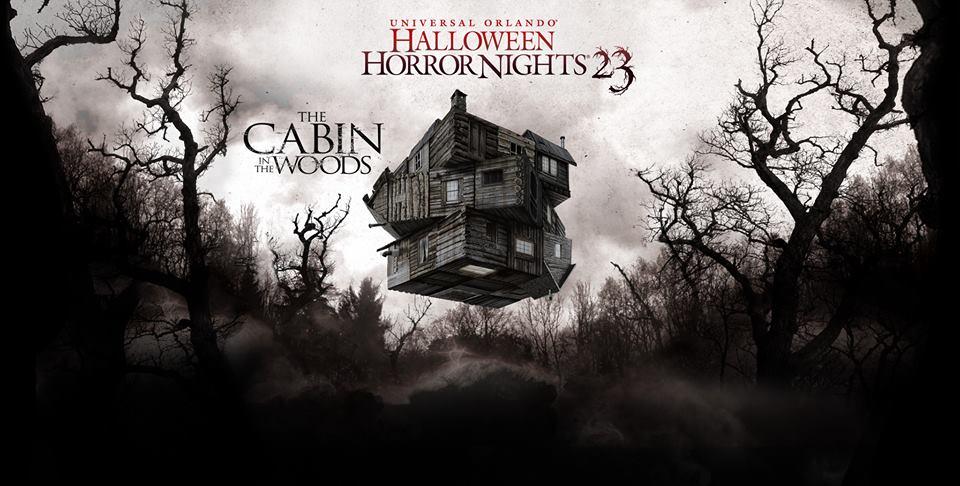 HHN Cabin in the woods