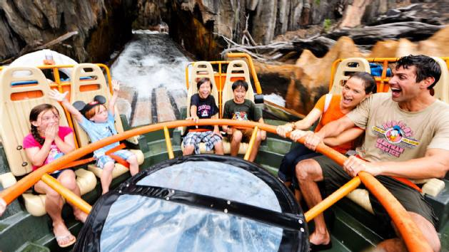 Disney's Kali River Rapids