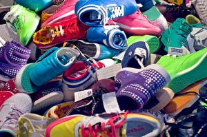 loads of shoes