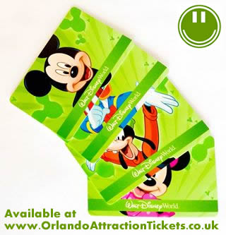 rfid disney tickets