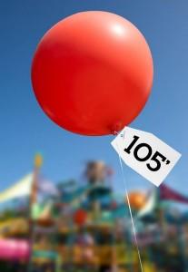 105 balloon