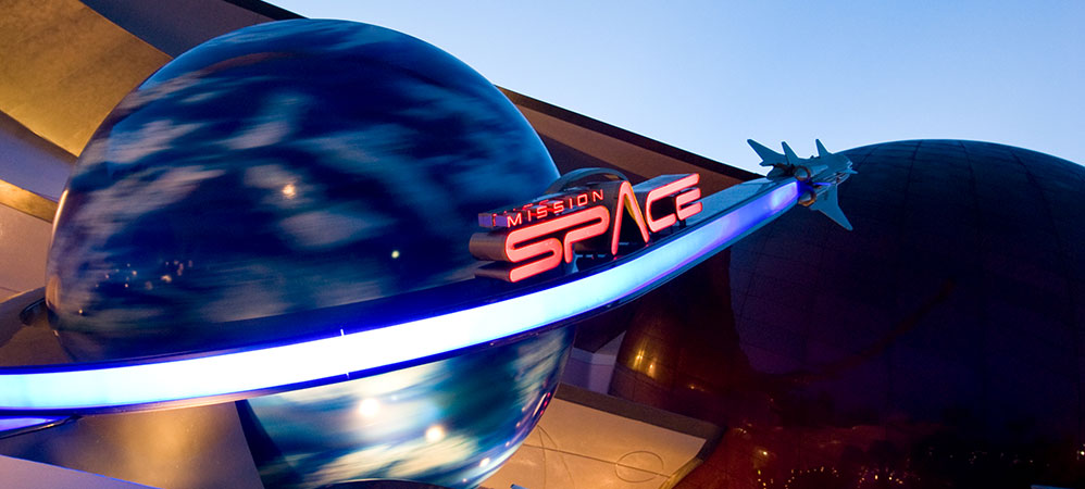 Disney-Epcot-Space