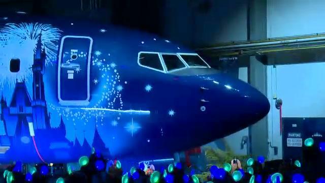 WestJet-Magic-Plane-front