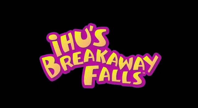 iHAs breakaway falls