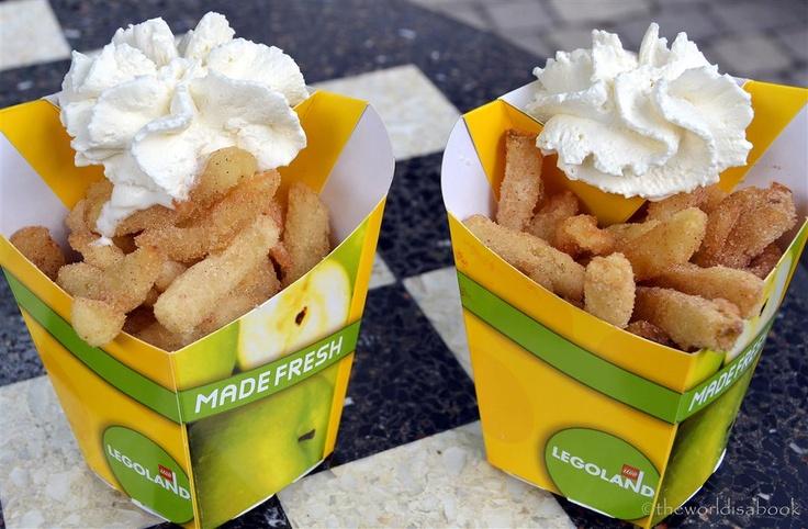 legoland fries
