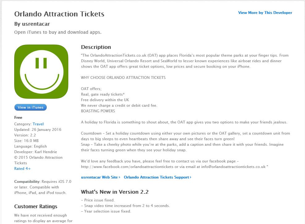 OAT app