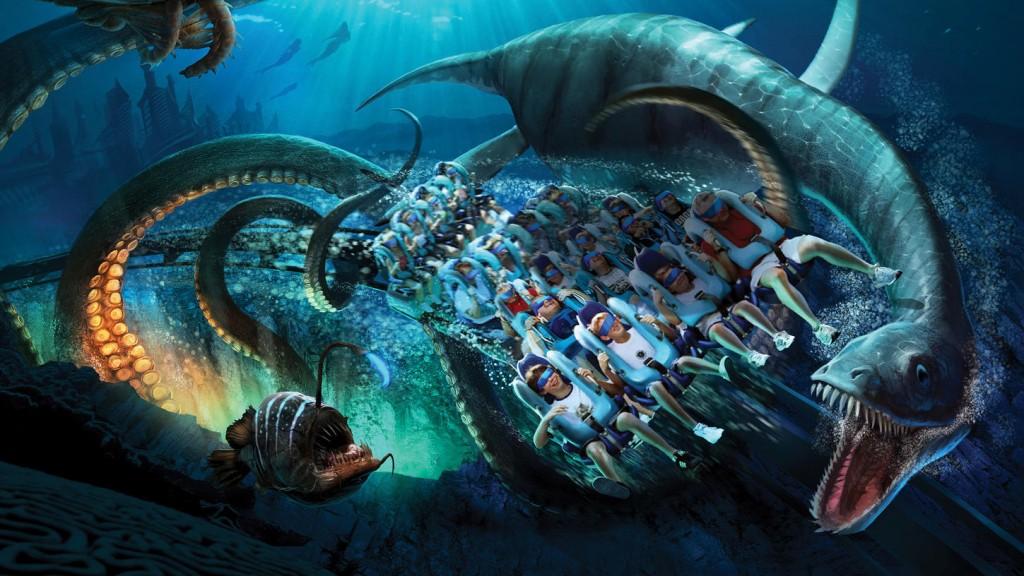 kraken VR